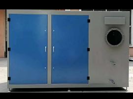 吴中管路原位(3D UV-O)恶臭气体治理设备