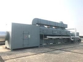 吴中蓄热式催化燃烧装置(RCO)